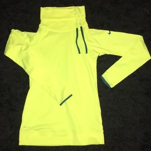 Nike Pro Dri-Fit Mock Turtleneck